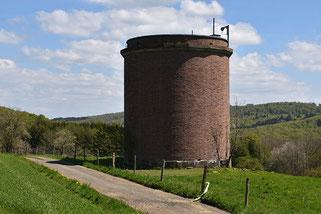 Wasserschloss von Westen