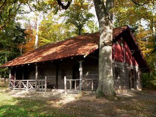 Königliche Jagdhütte im Schönbuch