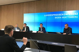 Die Pestizidurteile waren Thema der Landespressekonferenz (Bild: NABU/Claudia Wild)