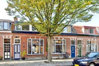Dakrenovatie en timmerwerk kozijnen ramen deuren Lusthoflaan 37 Leiden