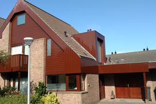 Verbouwing renovatie aannemer schilder en glaszetter Leiden