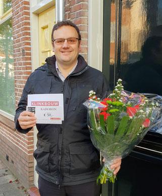 Review beoordelingen aannemer glaszetter en schilder in Leiden