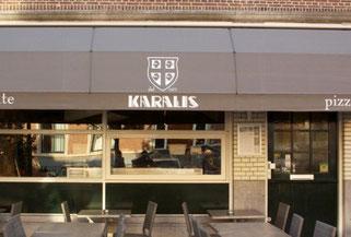 Renovatie onderhoud en tegelwerk Italiaans Restaurant Pizzeria Karalis Leiden