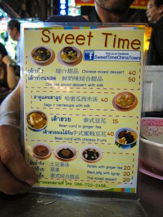 sweettimes, der streetfoodstall für desserts in chinatown