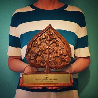 thailand green excellence award