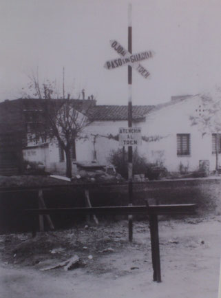 Estación del tren 1960