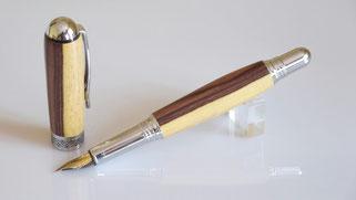 pluma artesanal,boligrafo artesano