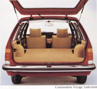 Commodore Voyage