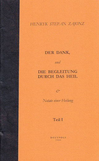 Stefan Zajonz, Notate I, Aphorismen, gedruckt auf Zeta-Zander-Papier, Canson / Deutpols, 21.09.2000, Bonn-Bad Godesberg