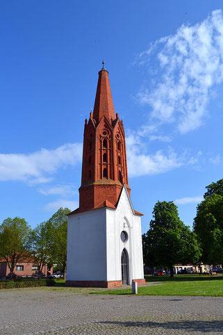 Schinkelkirche in Letschin