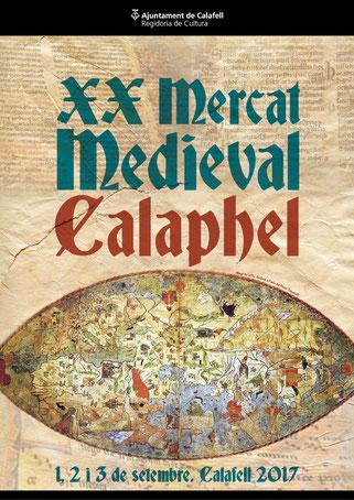 Programa del Mercado Medieval de Calafell