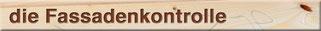 Titel Fassadenkontrolle Dani Vogt D. Vogt Holzbau GmbH CH 8855 Wangen SZ Hochhaus Block Mehrfamilienhaus Einfamilienhaus Bungalow Reiheneinfamilienhaus EFH MFH  Ostschweiz Oberer Zürichsee Linth Gebiet Zürich und Umgebung Kanton St. Gallen Zürichsee