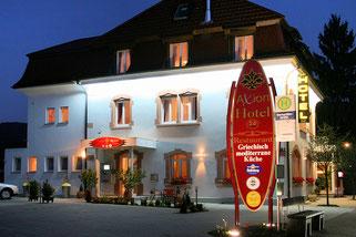 Hotel und Restaurant Axion Weil am Rhein Haltingen