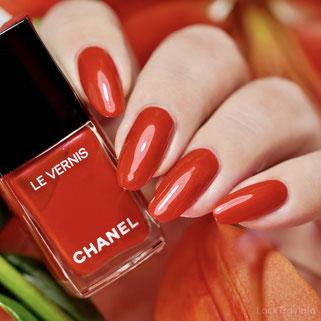 CHANEL • METALLIC BLOOM 887 • Les Fleurs de CHANEL Collection (spring 2021)