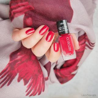 ARTDECO • 585 Almond Blossom • Color & Care Nail Lacquer
