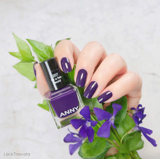 ANNY • for a free world 207 • Ultra Violet Collection (Spring 2018)