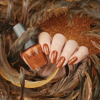 OPI • My Italian is a Little Rusty (NL MI03) • Muse of Milan Collection (fall/winter 2020)