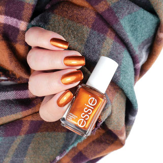 essie • rust worthy • Sweater Weather / Country Retreat Collection