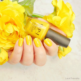 OPI • Sun, Sea and Sand in My Pants (NL L23) • OPI Lisbon Collection spring 2018