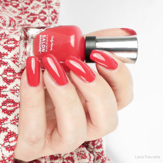 Sally Hansen • Tagine Supreme 714 • Travel Stories Collection