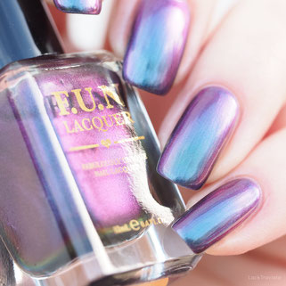 swatch F.U.N. Lacquer Eternal Love