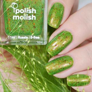 polish molish • What Grass Tastes Like
