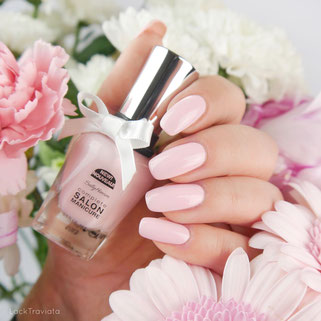 Sally Hansen • Sweet Talker 340 • And She Said Yes • Hochzeits-Collection