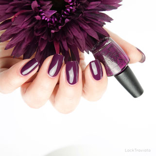 OPI • Kerry Blossom • Washington DC Collection fall 2016