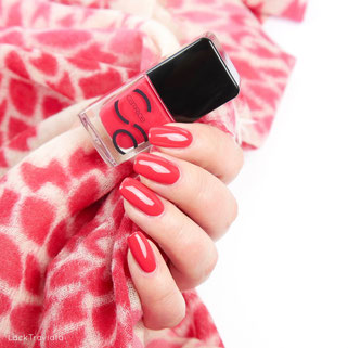 CATRICE • 01 All Pinklusive • ICONails Collection