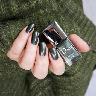 Dior • PARADOX 917 • Metallics Collection (fall 2017)