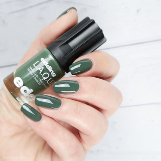 swatch edding L.A.Q.U.E. • faithful forestgreen