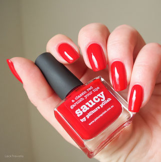 swatch piCture pOlish saucy