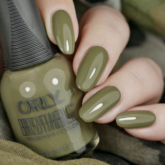 ORLY • DON'T LEAF ME HANGING (2060025) • All Tangled Up Collection (fall/winter 2020)