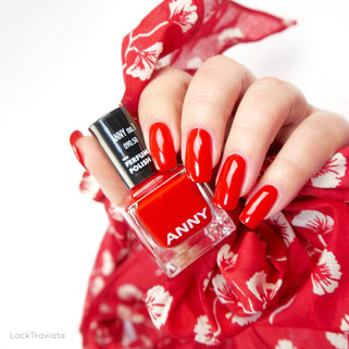 ANNY • ANNY no.1 090.50 • PERFUME POLISH Collection • 07/2017