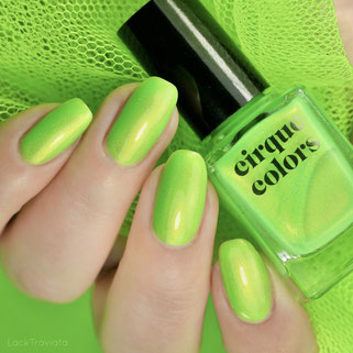 cirque colors • High Society (Limited Edition spring 2020)