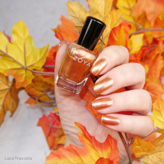 ZOYA • NADIA (ZP927) • Party Girls Collection • Holiday 2017