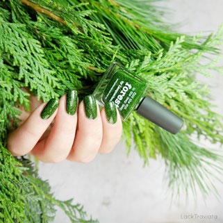 piCture pOlish • forest • Collaborations fall 2017 • by Lacquertech