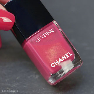 CHANEL • ROSE PRODIGIOUS 586 • Pink Pulse (Pink Alarm) Collection (fall 2017)