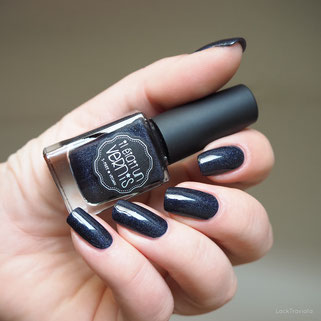 swatch il était un vernis ladykiller #HASHTAG-Collection