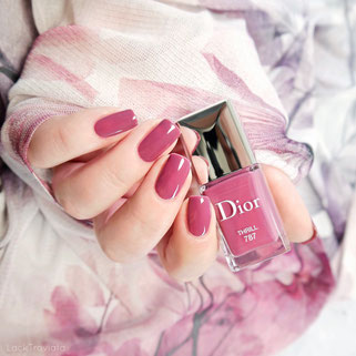 Dior • THRILL 787 • Dior Glow Addict Collection Spring 2018