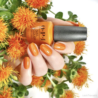 OPI • Have Your Panettone and Eat it Too (NL MI02) • Muse of Milan Collection (fall/winter 2020)