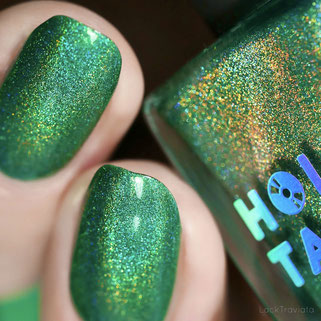 HOLO TACO • GREEN TAFFY • Holo Taco Rainbow Collection