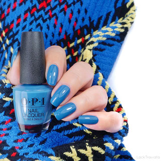OPI • OPI Grabs the Unicorn by the Horn (NL U20) • Scotland Collection (fall/winter 2019)