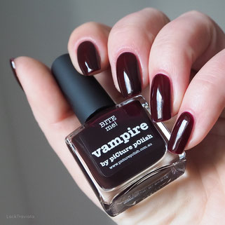swatch piCture pOlish vampire