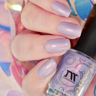 Masura • Lavender Lemonade (1173) • Collaborations Collection @paulinaspassions (spring 2018)