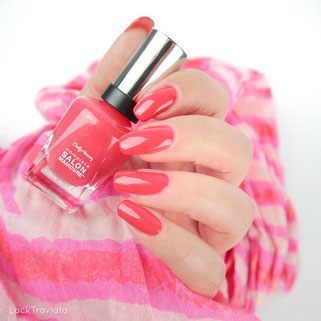 Sally Hansen • Frutti Petutie • Complete Salon Manicure, No. 540