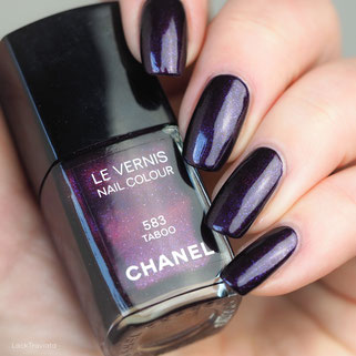 swatch CHANEL TABOO 583