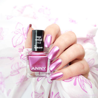 ANNY • It's all about Chrome Collection • magic candygirl