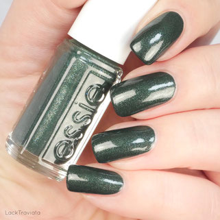 essie • back in the saddle EU 455 • Leathers Collection 2017