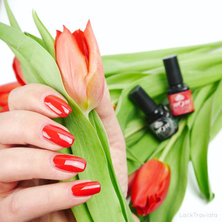 LCN • pure passion • WOW Hybrid Gel Polish Collection • Spring 2017